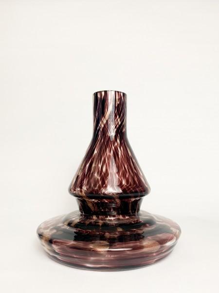 Bowl Vase Schwarz